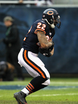 Even if he plays, is Matt Forte worth a second rounder?