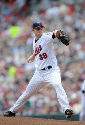 Twins pitcher P.J. Walters