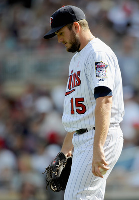 Twins pitcher Glen Perkins
