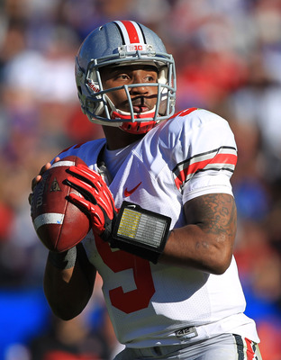 Braxton Miller will be crucial in bringing the Buckeyes back to their winning ways in 2012