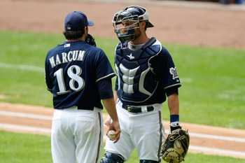 Marcum played from 2005-2010