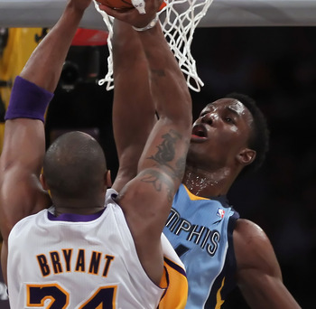 In spite of numerous physical gifts, Hasheem Thabeet has struggled in the NBA.