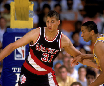Sam Bowie will forever live in infamy.
