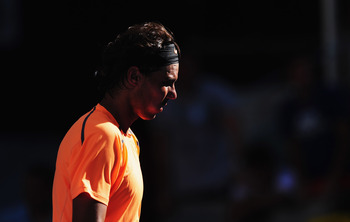It's been a subpar year for Rafael Nadal.