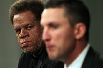 The entire Raider organization is under the watchful eye of Reggie McKenzie