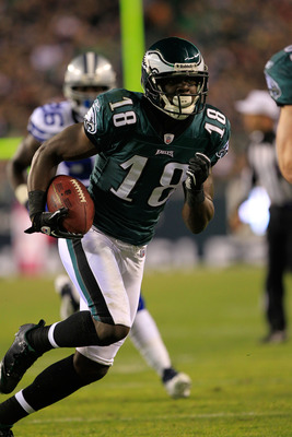 Maclin could be due for a breakout season.
