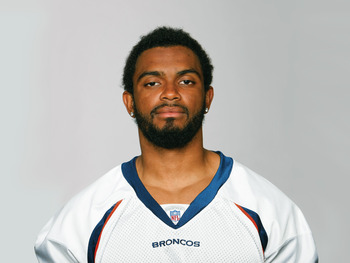 Hamler was a practice squad player in 2011.