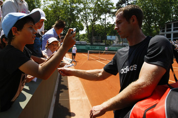 Andy Murray hopes he will one day win a Major; will it be at Roland Garros in 2012?