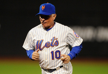 Terry Collins has the New York Mets fighting for the NL East lead.