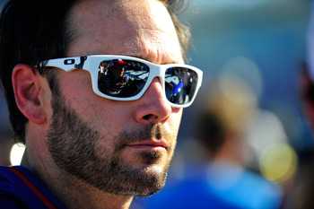 Jimmie Johnson finished a lap down after a late mistake on pit road