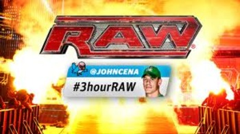 Watching Cena for another extra hour will drive me insane. Image by WWE
