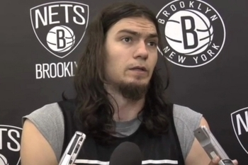 So, that's Adam Morrison...