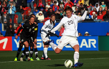 Abby Wambach has become a huge part of the female sports culture.