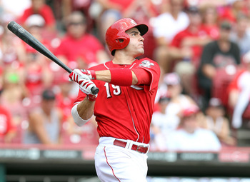 Reds 2002 second round draft pick Joey Votto