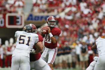 McCarron will enter 2012 as the Tide's unquestioned leader on offense.