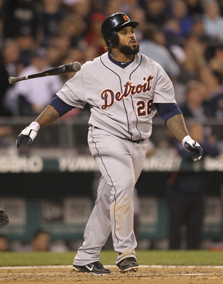 Fielder's power makes him a special player.