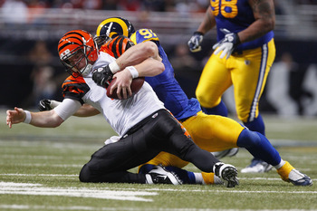 A Sophomore Slump could put Andy Dalton and the Bengals back in the cellar for 2013.