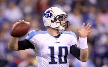 Jake Locker has all of the tools it takes to be a successful NFL Quarterback.