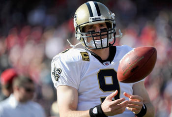 The Saints are a mess... Just ask Drew Brees.