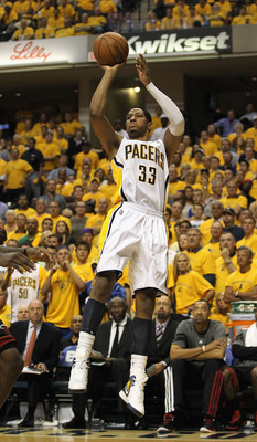 Pacers' forward Danny Granger