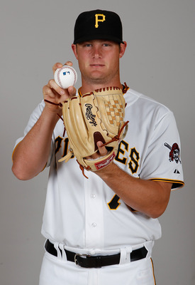 Expect the Pirates to find a future battery mate for 2011 No. 1 overall pick Gerrit Cole.
