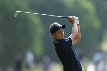 World #1 Luke Donald