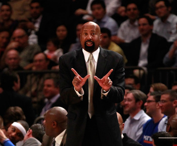 Woodson's first game as head coach was on March 14th, 2012.