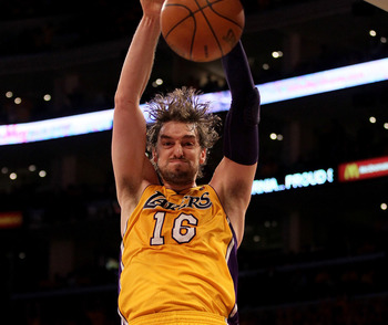 Pau Gasol heads out of L.A. to New Orleans.