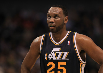 Al Jefferson is one of the best rebounders in the league.