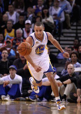 Along with Bogut, Curry's health will have an impact on whoever the Warriors draft.