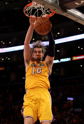 Look for the Rockets to potentially package picks for Gasol.