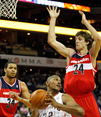 Rare in-game footage of last year's No. 6 pick Jan Vesely
