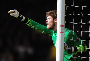 De Gea: A more assured figure