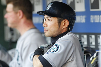 Ichiro already has 3763 hits in his professional career