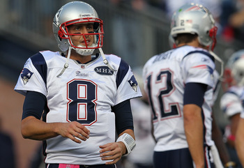 Soon enough, Brian Hoyer will step out of Tom Brady's shadow.