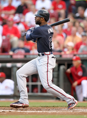 Jason Heyward will help the Braves win the division.