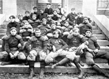 The 1900 Auburn Tigers can legitimately claim a national title.