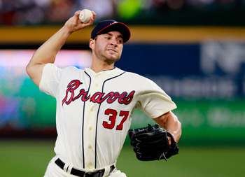 Pitching to contact is working wonders for the Braves' Brandon Beachy.