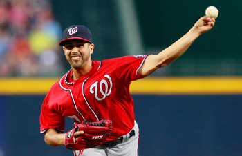 Opposing batters are hitting just .156 against Gio Gonzalez.