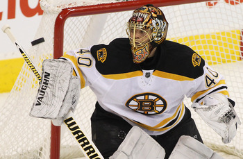 Many generally regarded Tuuka Rask as Thomas' heir apparent.