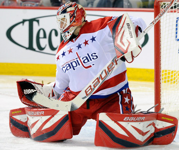 Vokoun's deal with the Capitals is up, and the veteran might be a good fit for the Bruins.
