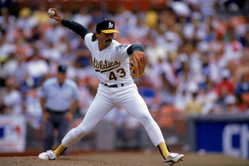 Eck was the first modern day closer