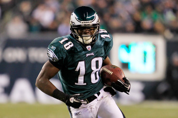 Jeremy Maclin, Philadelphia Eagles