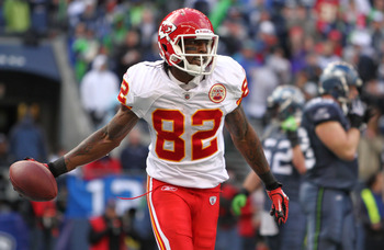 Dwayne Bowe, Kansas City Chiefs