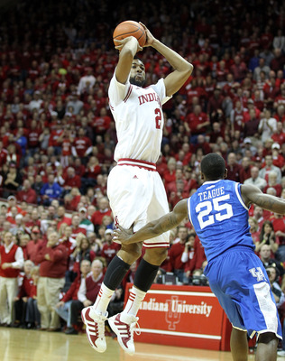 Watford's game-winning three over Kentucky was one of the shots of the year.
