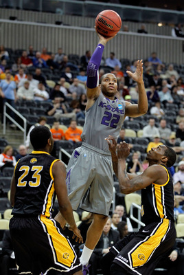 McGruder had his way with Southern Miss in the tournament.