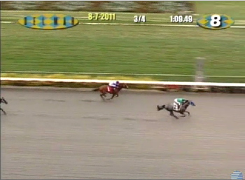 (Photo via Equibase.com race replays)
