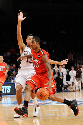 St. John's transfer Nurideen Lindsey will provide an immediate impact for Rider in 2012-13.