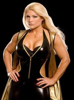 Beth Phoenix, one of the Superstars performing on tonight's episode. (Image courtesy of WrestlingNewsArena.com)