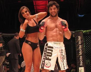 Photo: Gregor Gracie, Nicole Bahls / Junior Samurai via Gracie Mag